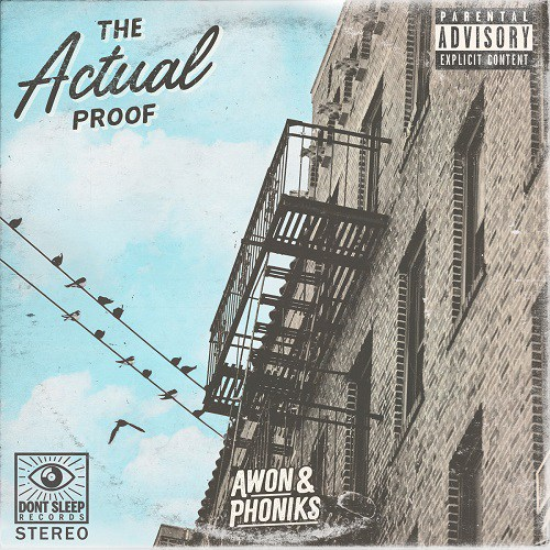awon phoniks the actual proof album