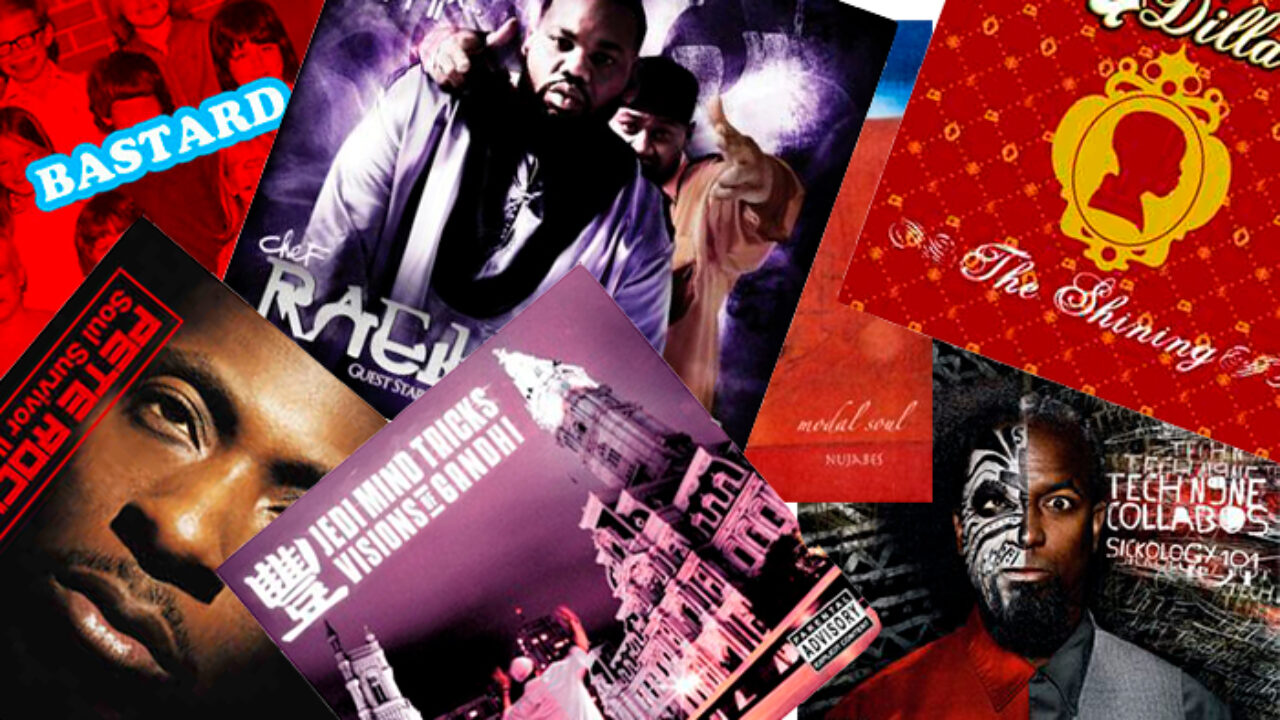 Top 30 Hip HopRap Albums From 2000 2009 (PART 2: 11 20)